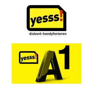 SIM-Karte – Yesss! Classic Wertkarte